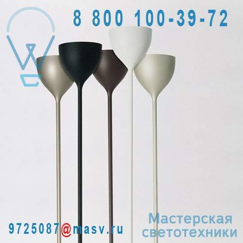 1DRF1 000 64 Lampadaire Bronze Satine S - DRINK Rotaliana