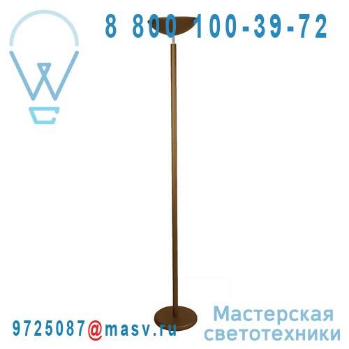 0125002 Lampadaire Halogene Chocolat - ARKONEN ECO Seynave