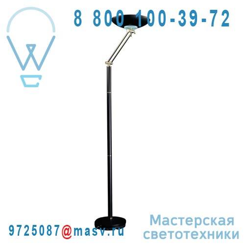 0051400 Lampadaire Noir - ARTIC Seynave