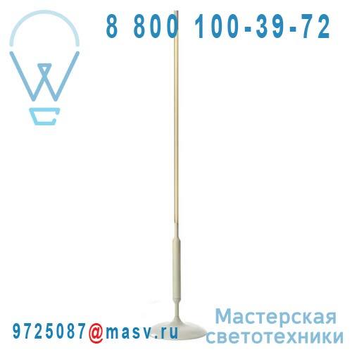 V04003 5202 Lampadaire Blanc - SLIM Vertigo Bird