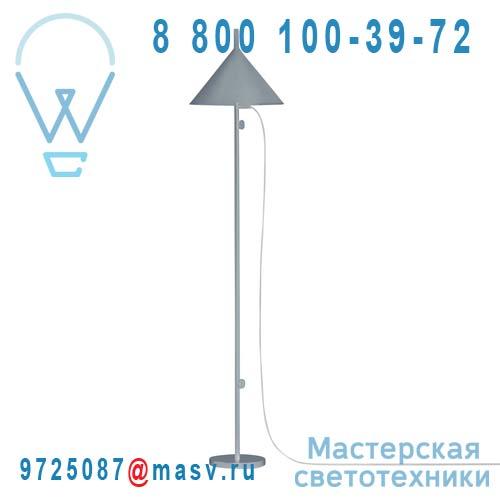 400 039 550 Bleu Lampadaire Bleu - NENDO Wastberg