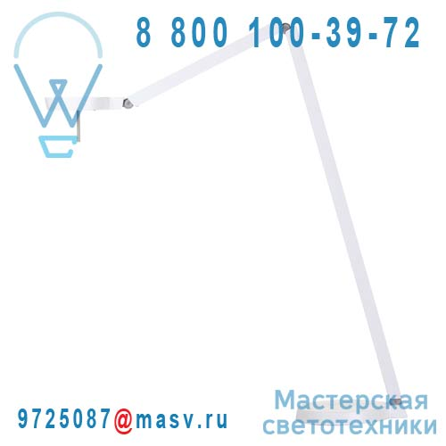 100 340 528 Liseuse Blanc - CKR W081F Wastberg