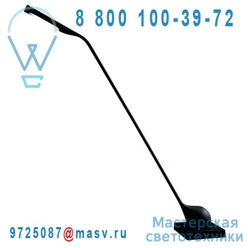 100 340 984 Lampadaire Noir - MASSAUD W083 Wastberg