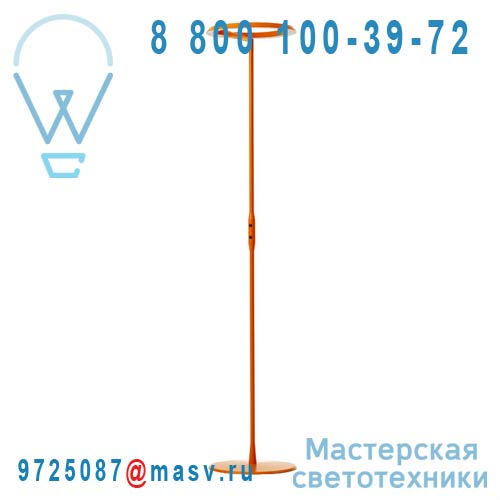 400 039 547 Lampadaire Orange - CKR W126 Wastberg