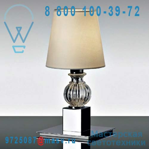 Светильник 10000/T1 crystal PT01 ivory 01 Lampe de table S - DANDY AVMazzega