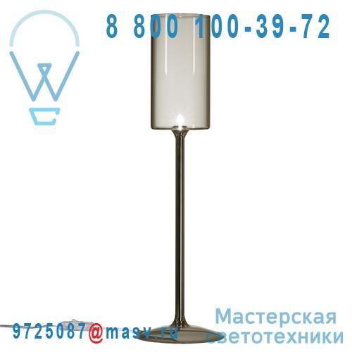 LTSPILLGGRCR12V Lampe a poser L Gris - SPILLRAY AXO Light