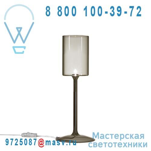 LTSPILLPGRCR12V Lampe a poser M Gris - SPILLRAY AXO Light