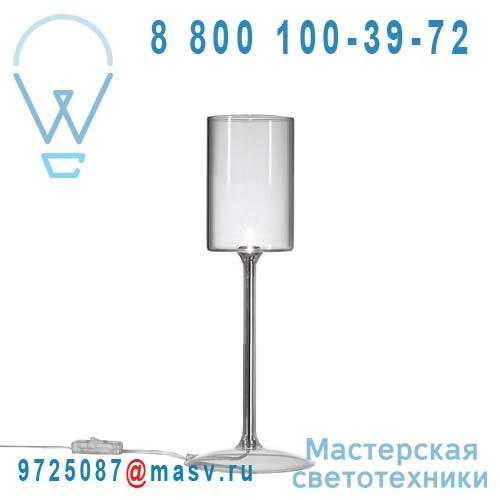LTSPILLPCSCR12V Lampe a poser M Transparent - SPILLRAY AXO Light