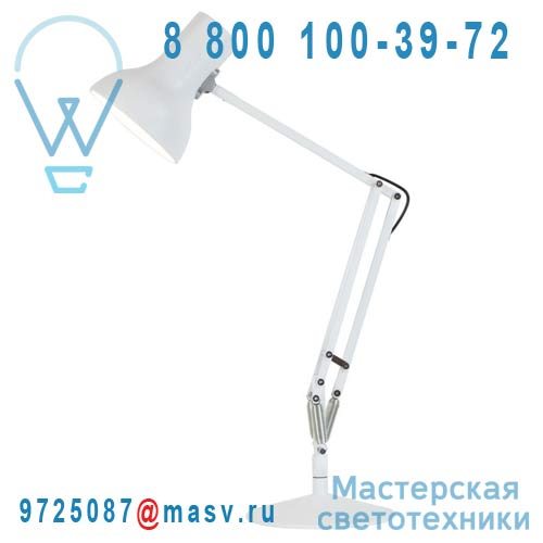 30732 Lampe de bureau Blanc Mini LED - TYPE 75 Anglepoise