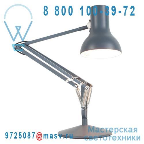 30734 Lampe de bureau Gris Mini LED - TYPE 75 Anglepoise