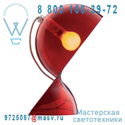 1467050A Lampe Rouge Transparent - DALU Artemide