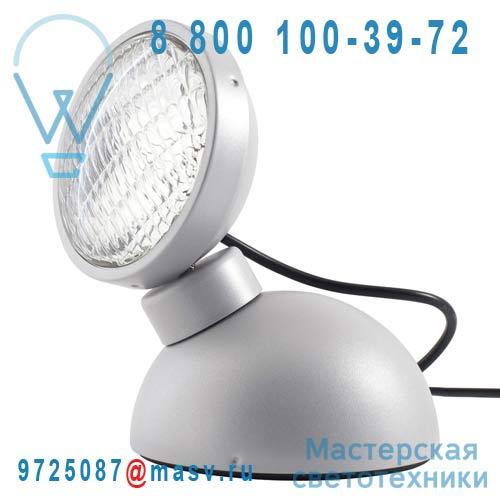 10215 Lampe a poser Gris - 1969 Azimut Industries