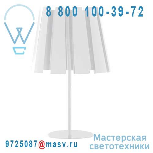 410001 Lampe Blanc M - TWIST Carpyen