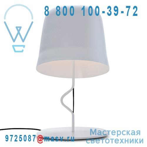 ACAM.000665 Lampe a poser Blanc - AGATA Contardi