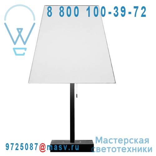 ACAM.000083 Lampe L blanc - ELEGANCE Contardi