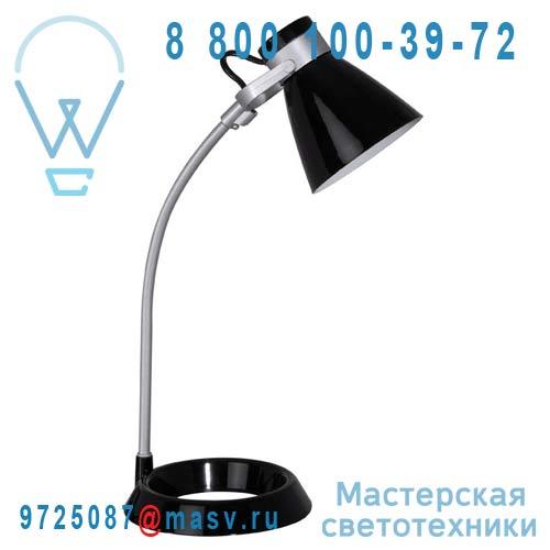 A0353 noir Lampe de Bureau Noir - CAMPUS Corep