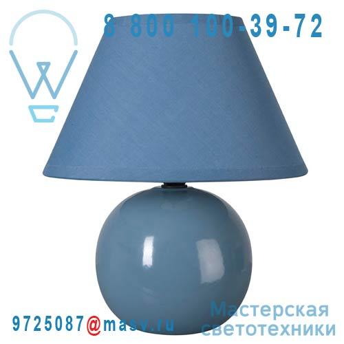 40005 Bleu Glacier Lampe a poser Bleu Glacier - LOU Corep