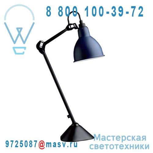 205 BL-BLUE Lampe de bureau Bleu - N°205 DCW Editions