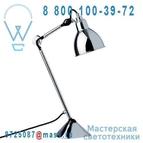 205 CH-CH Lampe de bureau Chrome - N°205 DCW Editions