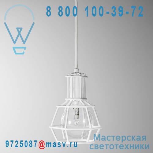 1679-0100 Suspension/Lampe White - WORK LAMP Design Stockholm House