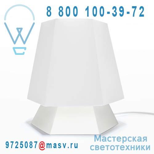 DC290G Lampe a poser Blanc/Blanc - NONA DesignCode