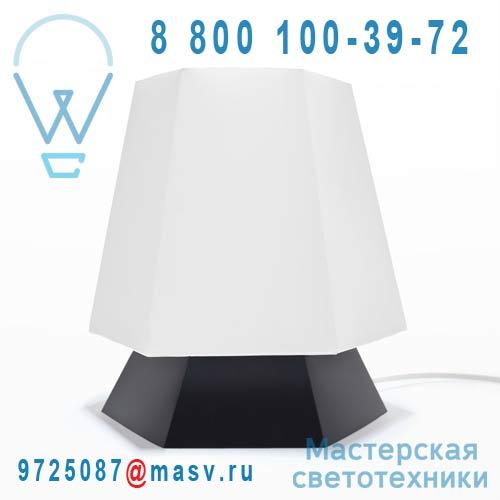 DC290I Lampe a poser Blanc/Noir - NONA DesignCode