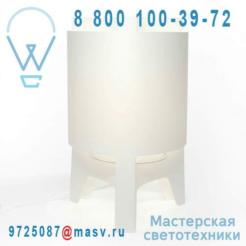 DC232G Lampe a poser Blanc - ORBIT DesignCode
