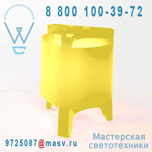 DC230C Lampe a poser Jaune Mini - ORBIT DesignCode