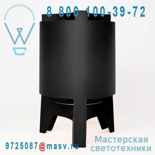 DC232I Lampe a poser Noir - ORBIT DesignCode