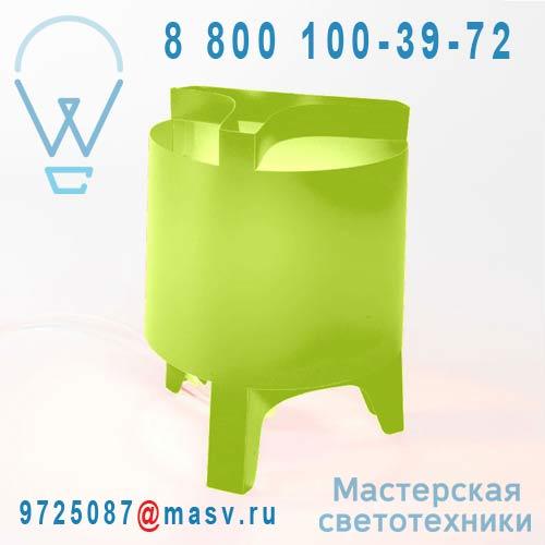 DC230D Lampe a poser Vert Mini - ORBIT DesignCode