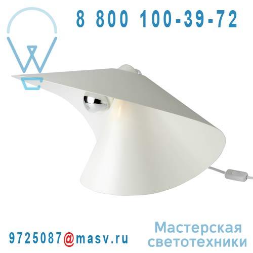 Ld625b Lampe Blanc - NONNE DesignHeure