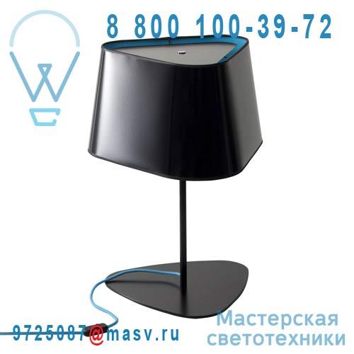 L35pnnb Lampe Noir/Bleu - PETIT NUAGE DesignHeure