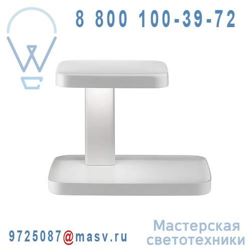 F5830009 Lampe a poser LED Blanc - PIANI FLOS