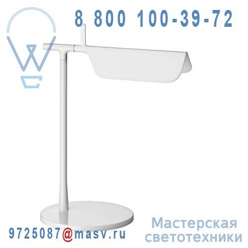 F6560009 Lampe a poser Blanc - TAB T LED FLOS