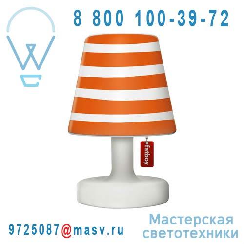 EDISON THE PETIT + 900.4303 Lampe a poser + Abat-jour Copper Cappie Mr Orange - EDISON THE PETIT