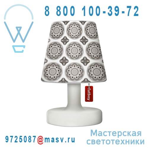 EDISON THE PETIT + 900.4316 Lampe a poser + Abat-jour Copper Cappie Whitelight - EDISON THE PETI