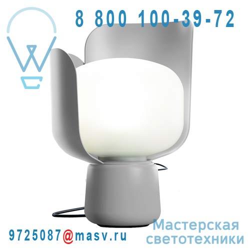 4253 G Lampe a poser Gris - BLOM Fontana Arte