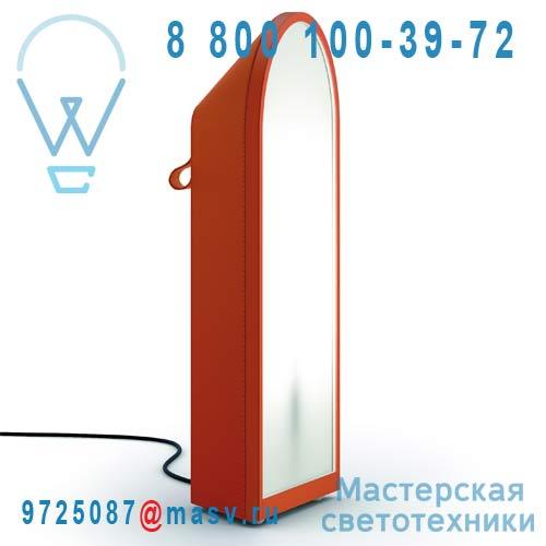 4255 AR Lampe de sol Orange - ODEON Fontana Arte