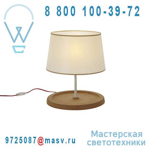 EG13131CA Lampe - CORK VIDE POCHE Forestier