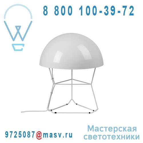 AL10130LWH Lampe Blanc L - DOM Forestier