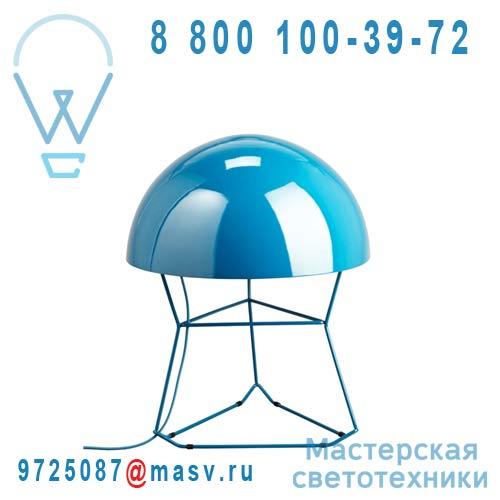 AL10130LBL Lampe Bleu L - DOM Forestier