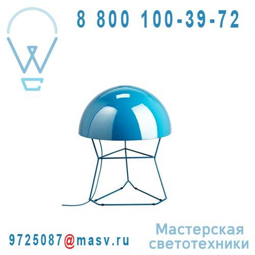 AL10130SBL Lampe Bleu S - DOM Forestier