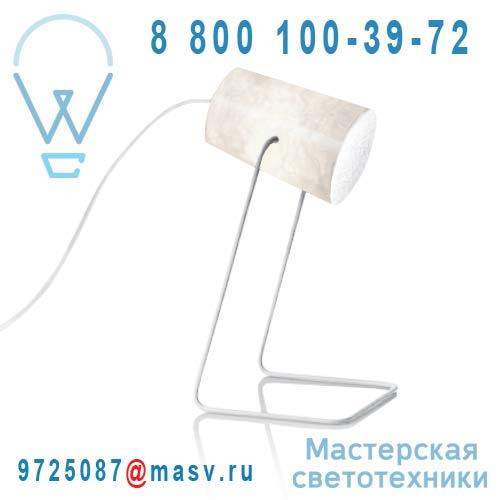 IN-ES060014T-B Lampe a poser Blanc/Blanc - PAINT NEBULA In-es Artdesign