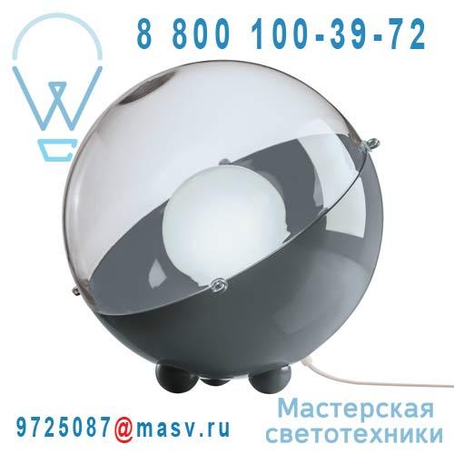 1912209 Lampe a poser Gris/Gris Transparent - ORION Koziol