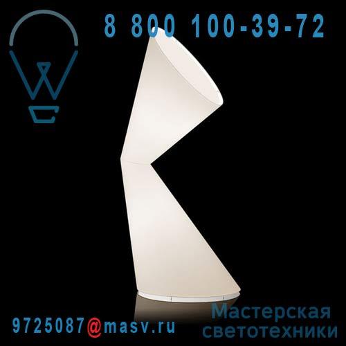 K872BIEU Lampe de sol Blanc - LA LA LAMP Kundalini