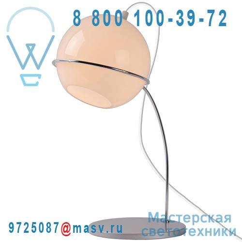 18615/01/31 Lampe de bureau Blanc - AMY Lucide
