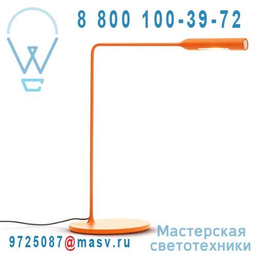 94026000 Lampe de bureau Orange - FLO Lumina