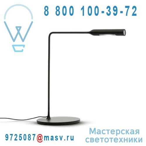 95001000 Lampe de chevet Noir - FLO Lumina