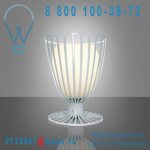 ROM153344PL-W Lampe Blanc - CUP Marbella Lighting