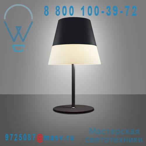 HMT091015TL-MB Lampe Noir - HAT Lumiven
